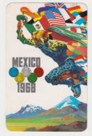BB400 - OLYMPIC GAMES - JO - Caballero Tigre - Tiger Knight - MEXIQUE - MEXICO - 1968 - Giochi Olimpici