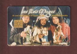 TELECARTE - Carte Téléphonique De 50 Unités - Sortie Du Film LES ROIS MAGES Le 12 Décembre 2001 - 2 Scannes. - France