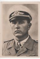 ° MILITARIA ° ALLEMAGNE ° Militaire Ayant Reçu La Croix De Fer ° Major COLLEWE ° - Guerre 1939-45