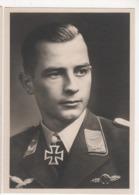 ° MILITARIA ° ALLEMAGNE ° Militaire Ayant Reçu La Croix De Fer ° Leutnant Hans STRELOW ° - Guerre 1939-45