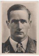 ° MILITARIA ° ALLEMAGNE ° Militaire Ayant Reçu La Croix De Fer ° Major GOLLOB ° - Guerre 1939-45