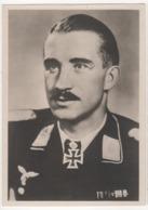 ° MILITARIA ° ALLEMAGNE ° Militaire Ayant Reçu La Croix De Fer ° General GALLAND ° - Guerre 1939-45