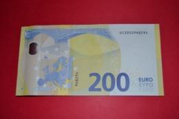 FRANCE 200 EURO - U003 H3 - Serie Europa - UC3050968294 - UNC NEUF - 200 Euro