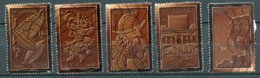 FRANCE Série Chocolat. YT: 4357 à4366 - Other