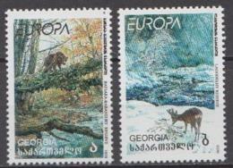 Georgia MNH Set - Europa-CEPT