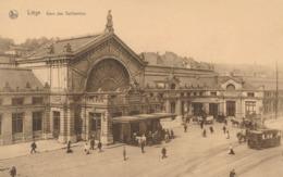 CPA - Belgique - Liège - Gare Des Guillemins - Liege