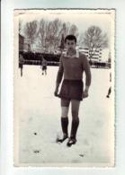 Aldo Drosina NK ISTRA  CALCIO FOOTBALL   ORIGINAL FOTO  Authograph SIGNATURE - Authographs