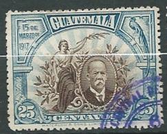 Guatemala  -   - Yvert N° 160 Oblitéré   - Ava28006 - Guatemala