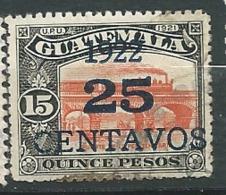 Guatemala  -  - Yvert N° 198 Oblitéré - Ava28012 - Guatemala