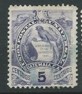Guatemala  -  - Yvert N° 34 Oblitéré - Ava28017 - Guatemala