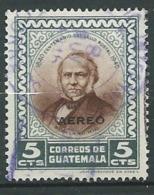 Guatemala  - Aerien   - Yvert N° 141 Oblitéré   - Ava28021 - Guatemala