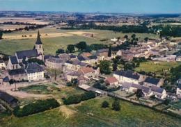 CPSM - Belgique - Hanzinne - Panorama Aérien - Florennes