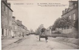 50 Valognes. Route De Cherbourg - Valognes