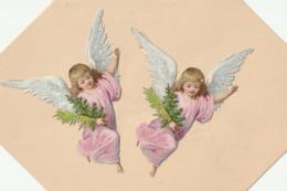 DECOUPIS X 2 - ANGES ( Lot 2 ) - Angeli
