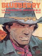 La Jeunesse De Blueberry  T 07 La Poursuite Impitoyable EO BE NOVEDI 01/1992  Corteggiani Wilson  (BI2) - Blueberry