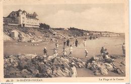 44-SAINT BREVIN L OCEAN-N°399-A/0107 - Saint-Brevin-l'Océan