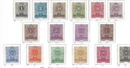 Maroc   1917 - 1952    Cat Yt N° Lot  N* MLH  Tb - Maroc (1891-1956)