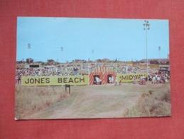 General View Circus Day Jones Beach  New York > Long Island   Ref 3633 - Long Island