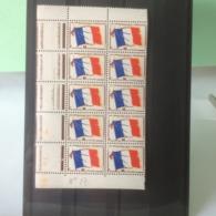 Timbres Neuf 1969 - N°13 - (Y&T) Coins Datés 18.9.1969 - Coté ..€ (Franchise Militaire N°13) - Franchise Militaire (timbres)