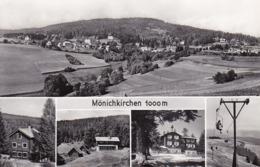 AK Mönichkirchen - Universitätsheim Norge Mönichkirchner Schwaig - 1963 (43506) - Neunkirchen