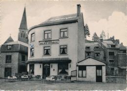 CPSM - Belgique - La Roche-Ardenne - Hôtel Beau Rivage - La-Roche-en-Ardenne