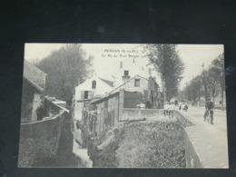PERSAN  1910 /    VUE  RUE ANIMEE &  COMMERCES  ....  EDITEUR - Persan