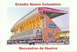 STADIUM POSTCARD ESTADIO STADION STADE STADI HUELVA - Stadi