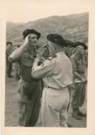 Snapshot Guerre D'Algérie Décoration Militaire Médaille Militaria War - Guerre, Militaire