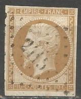 FRANCE - Oblitération Petits Chiffres LP 2415 PERVENCHERES (Orne) - Marcophilie (Timbres Détachés)