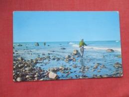 Surf Casting At Montauk   New York > Long Island   Ref 3634 - Long Island