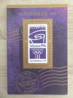 Olymphilex 1996 Atlanta World Olympic And Sports Stamp Exhibition - Sellos