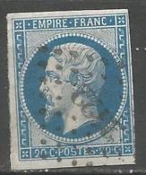 FRANCE - Oblitération Petits Chiffres LP 2422 PEYREHORADE (Landes) - Marcophilie (Timbres Détachés)
