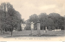 80-SAINT VALERY SUR SOMME-N°401-E/0085 - Saint Valery Sur Somme