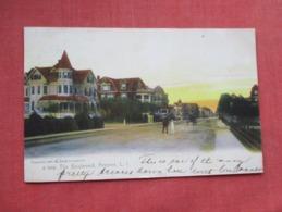 Rotograph The Boulevard  Arverne   New York > Long Island   Ref 3634 - Long Island