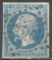 FRANCE - Oblitération Petits Chiffres LP 2428 PEZOU (Loir & Cher) - Marcophilie (Timbres Détachés)