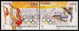 N° 4436/37 ** - Francia