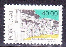 Portugal 1985 - Arquitectura Tradicional Portuguesa / 40.00 - 1910-... République