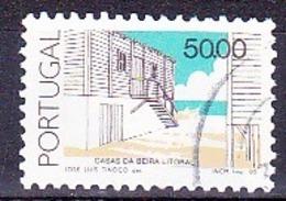 Portugal 1985 - Arquitectura Tradicional Portuguesa / 50.00 - 1910-... République