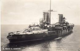 Tematica Trasporti - Barche/Guerra - R. Nave S. Giorgio - - Guerra