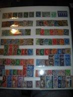 """Europe Collection ,generalement Oblitérés Dans Un Superbe Album """"safe""""forte Cote.voir Scann.(40) - Stamps"""