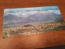 Old Travel  Guide - Slovenia, Radovljica - Andere