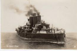 Tematica Trasporti - Barche/Guerra - R. Nave Pisa - - Guerra