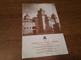 Old Travel  Guide - Italia, Ferrara - Andere