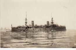 Tematica Trasporti - Barche/Guerra - R. Nave Carlo Alberto - - Guerra