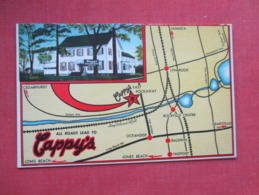 Bi Fold   Cappy's East Rockaway    New York > Long Island   Ref 3634 - Long Island
