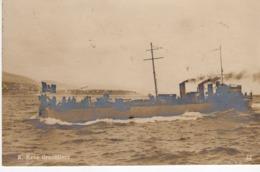 Tematica Trasporti - Barche/Guerra - R. Nave Granatiere - - Guerra