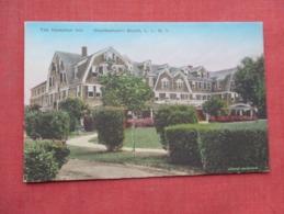 Hand Colored  The Hampton Inn Westhampton Beach   New York > Long Island   Ref 3634 - Long Island