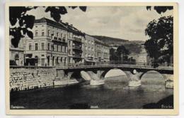 AK 0325  Sarajevo - Most ( Brücke ) Um 1941 - Bosnien-Herzegowina