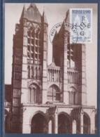 = UPEP 7-8 Nov 87 Phil'Vincennes87 Carte Postale 7-8.11.87 Timbre 2478 Complément Au Verso - Marcophilie (Lettres)