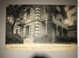 ARCACHON Villa Slomka Succursale De La Pension De Famille De La Villa Peyronnet - Arcachon